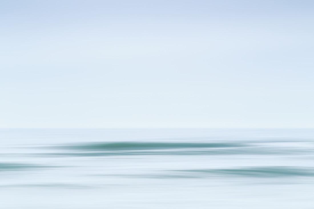 Bright Sea - fotokunst von Holger Nimtz
