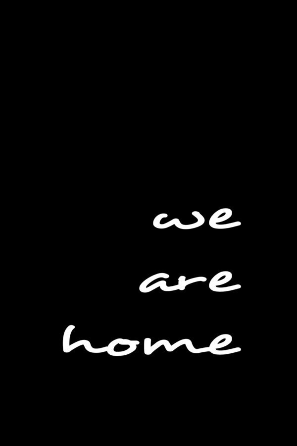 we are home - fotokunst von Steffi Louis