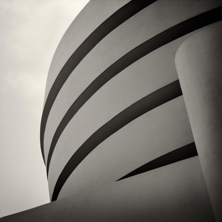 Guggenheim Museum New York, No.1 - Fineart photography by Alexander Voss