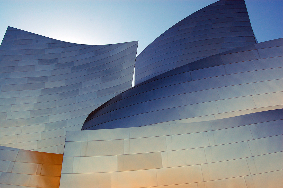 Gehry - Opera Hall L. A. - Fineart photography by Katja Diehl