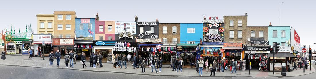 London | Camden High Street II - fotokunst von Joerg Dietrich