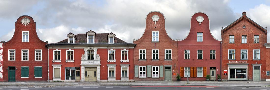 Potsdam | Holländisches Viertel - fotokunst von Joerg Dietrich