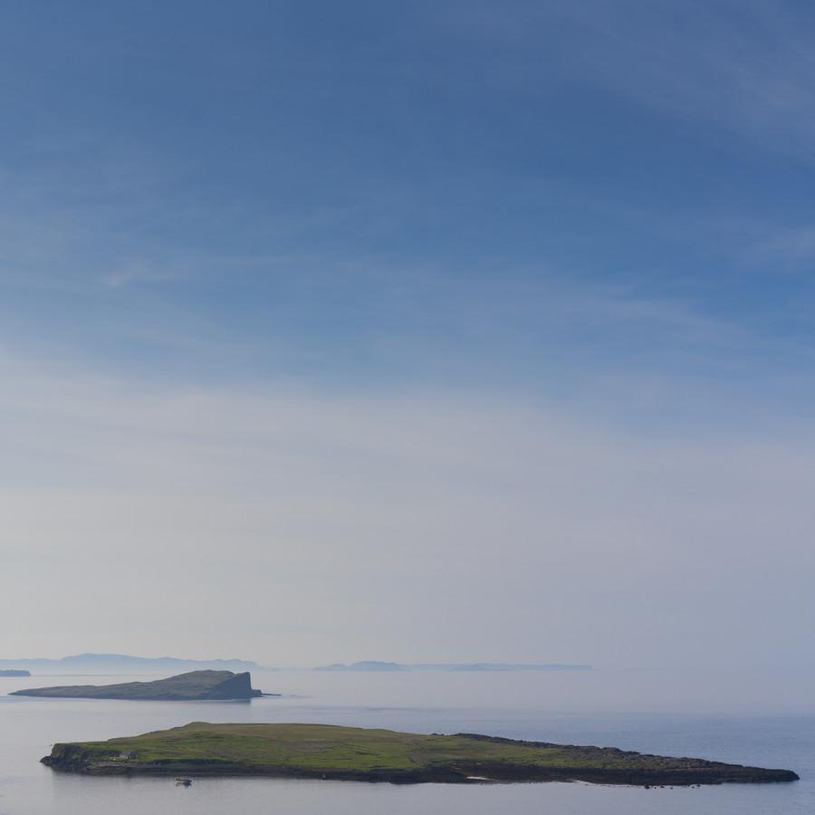 Staffin Bay #1 - fotokunst von J. Daniel Hunger