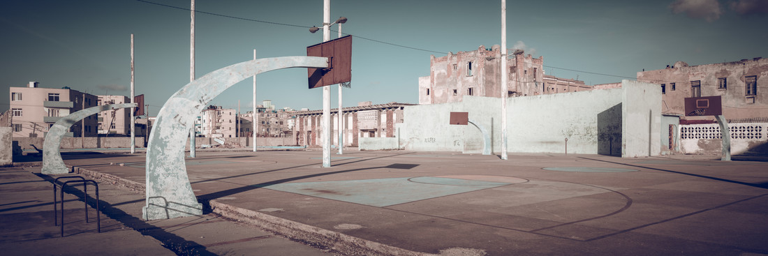 Basketball - fotokunst von Franz Sussbauer