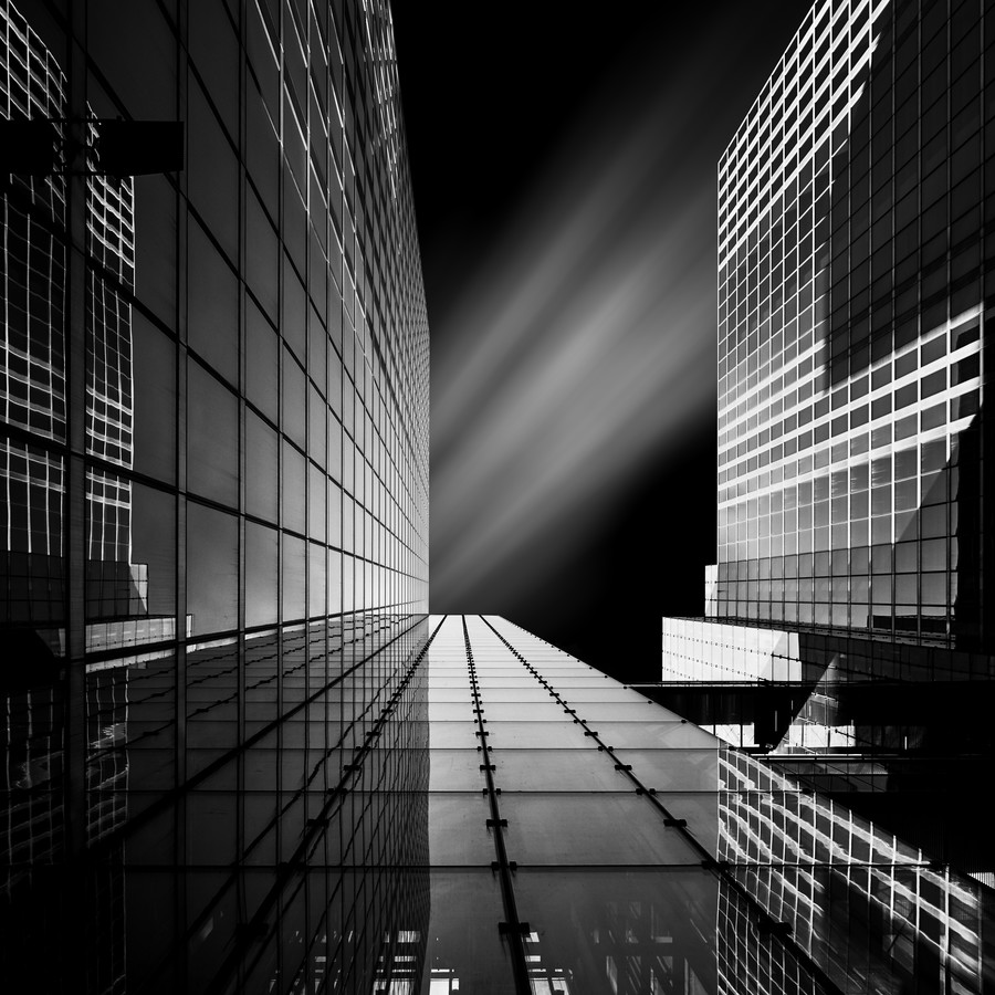 Mirrors and light - fotokunst von Richard Grando