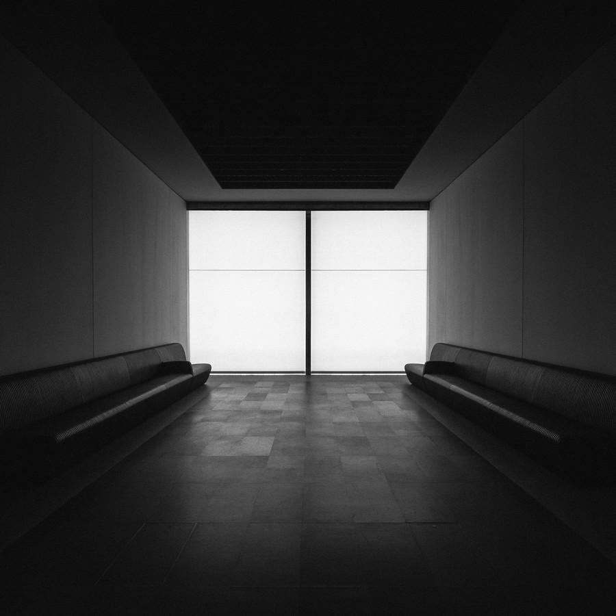 Gegenüber - fotokunst von Björn Witt
