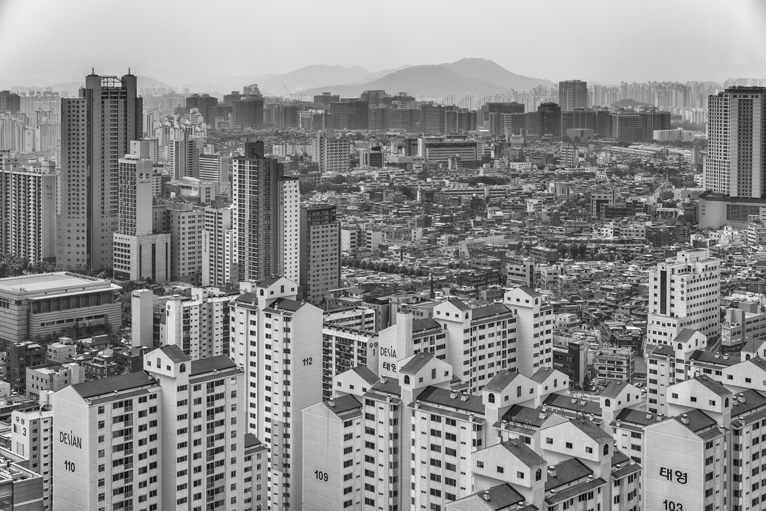 Seoul, Korea - Fineart photography by Olaf Dorow
