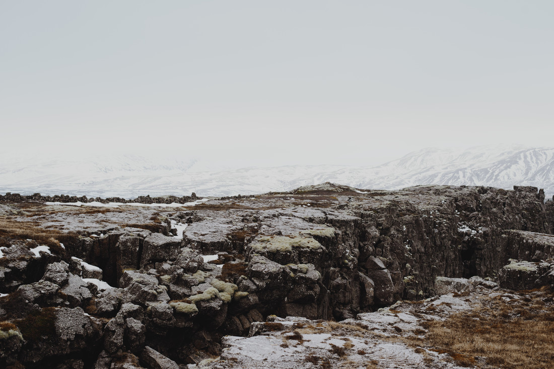 Icelandic winterscape - Fineart photography by Pascal Deckarm