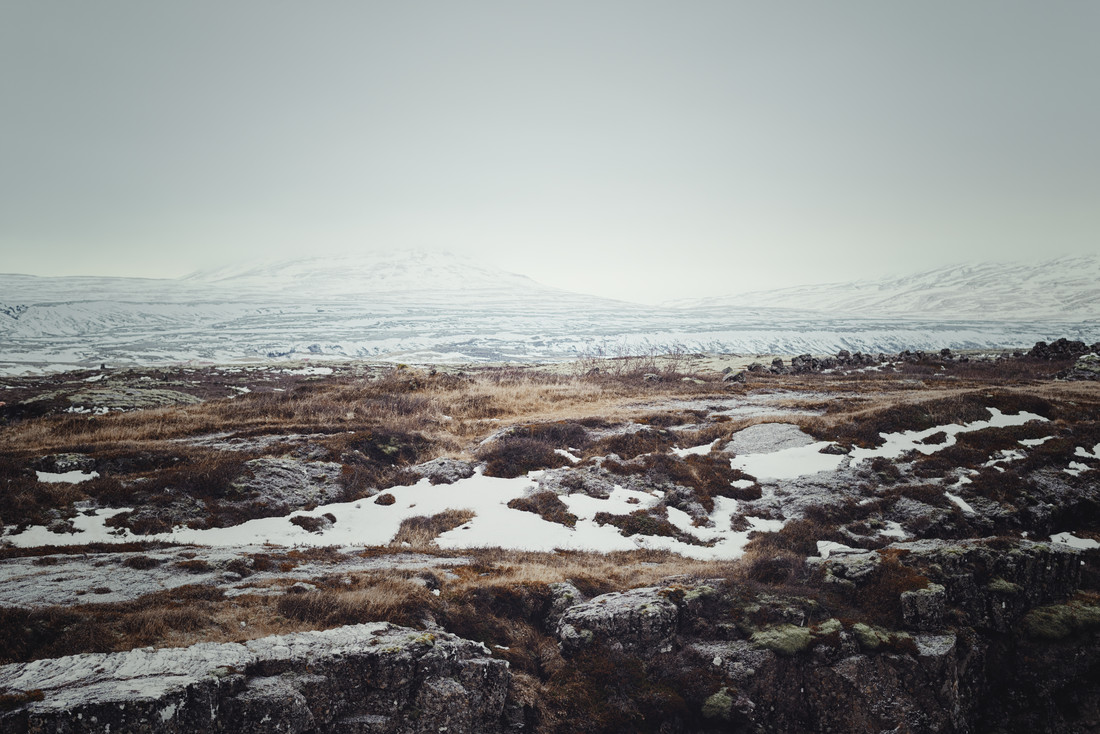Winterscape in Iceland 2 - Fineart photography by Pascal Deckarm