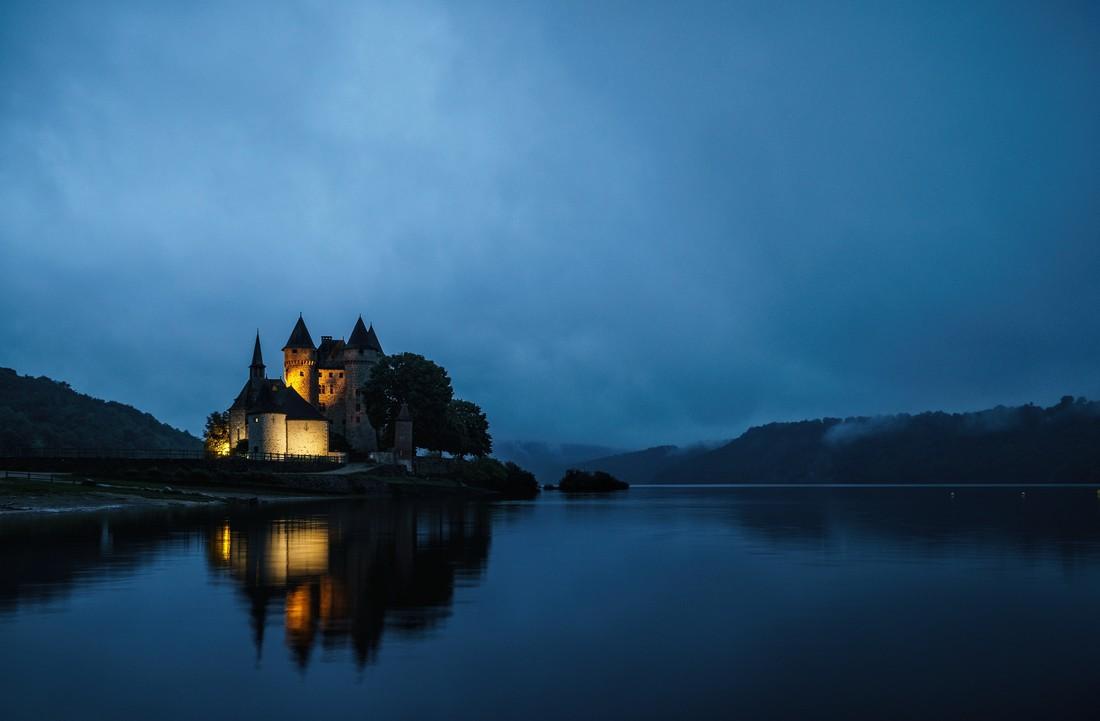 Magic Castle - Fineart photography by Alex Wesche