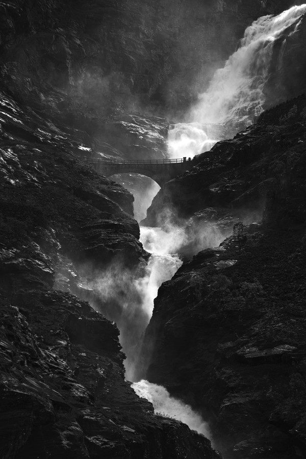 Power of Water - Fineart photography by Alex Wesche