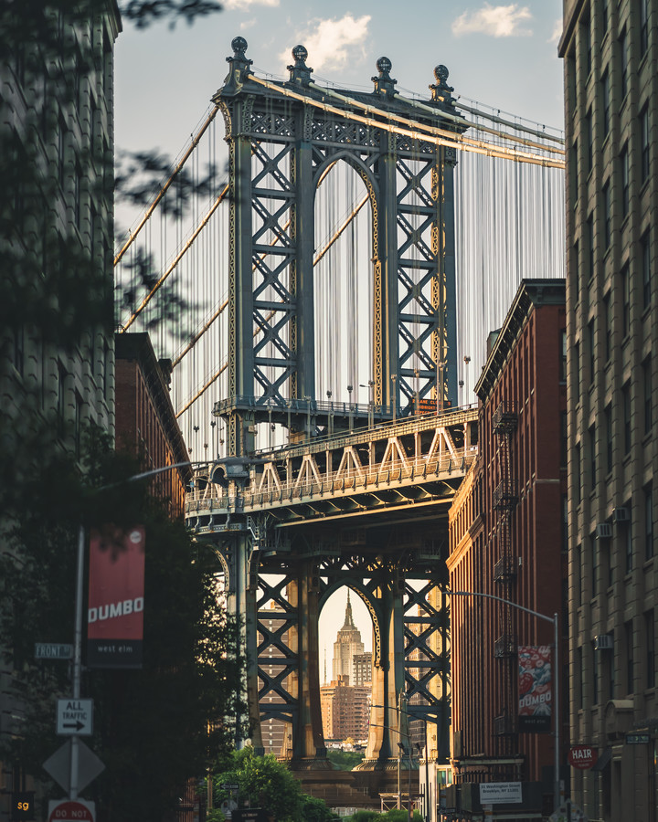 once upon a time in America - Fineart photography by Dimitri Luft