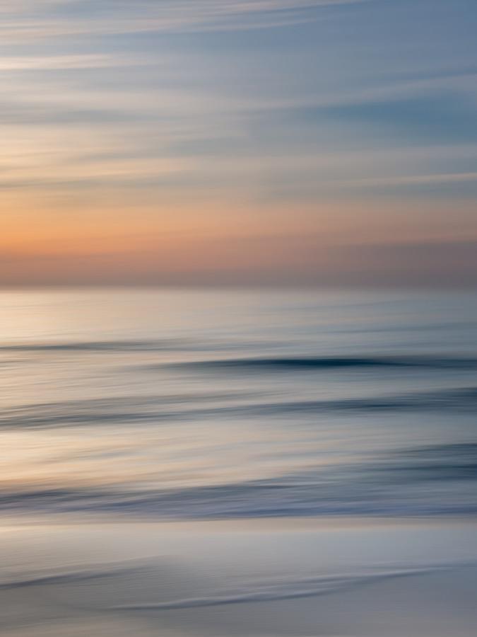 Colorful Sunset - fotokunst von Holger Nimtz