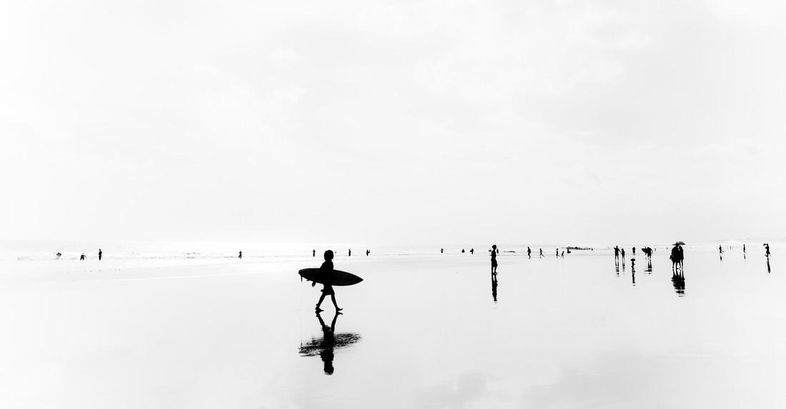 Balibeach #2 - fotokunst von J. Daniel Hunger