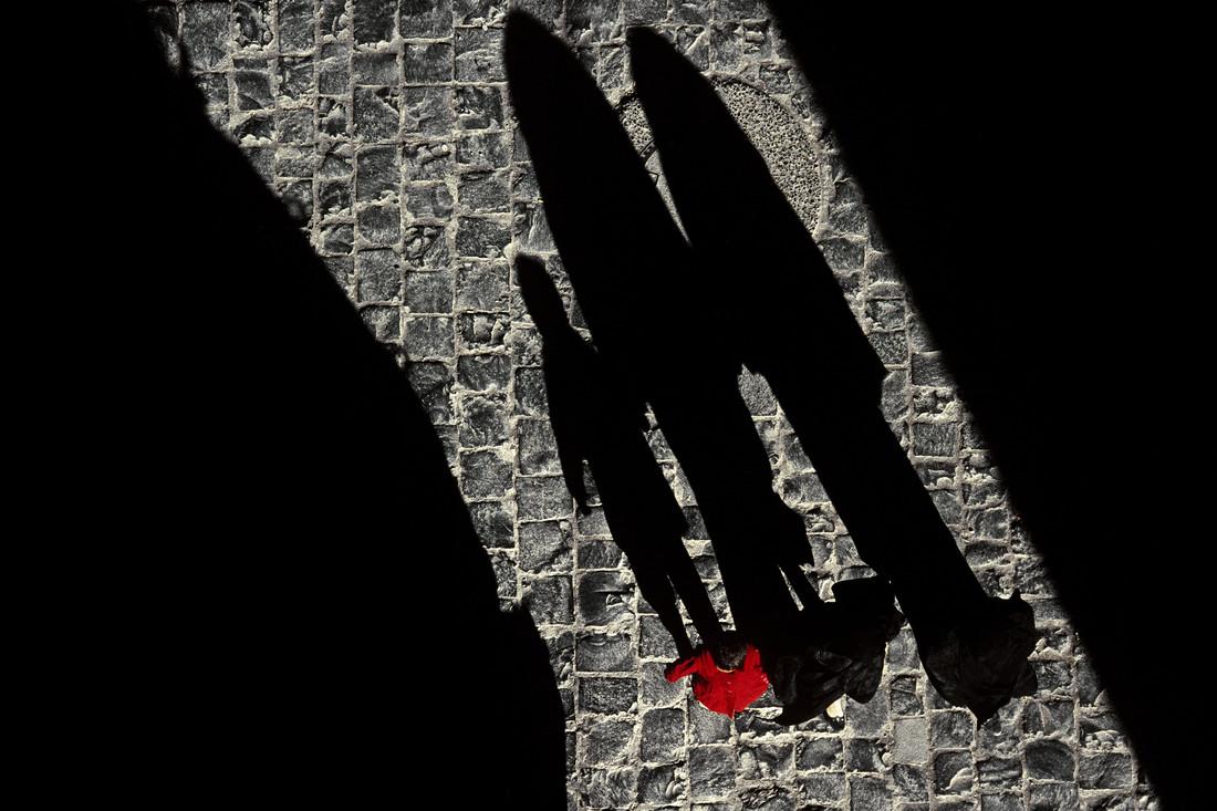 Jemen Strassenszene #2 - fotokunst von J. Daniel Hunger