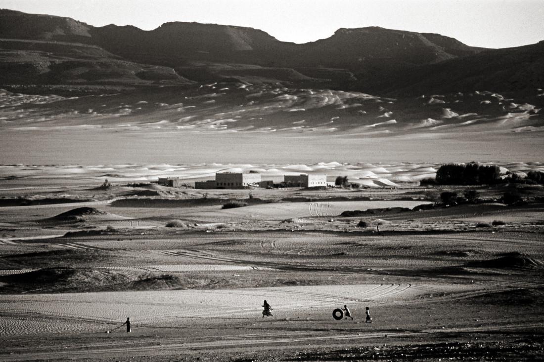 Wadi Hadhramawt - fotokunst von J. Daniel Hunger