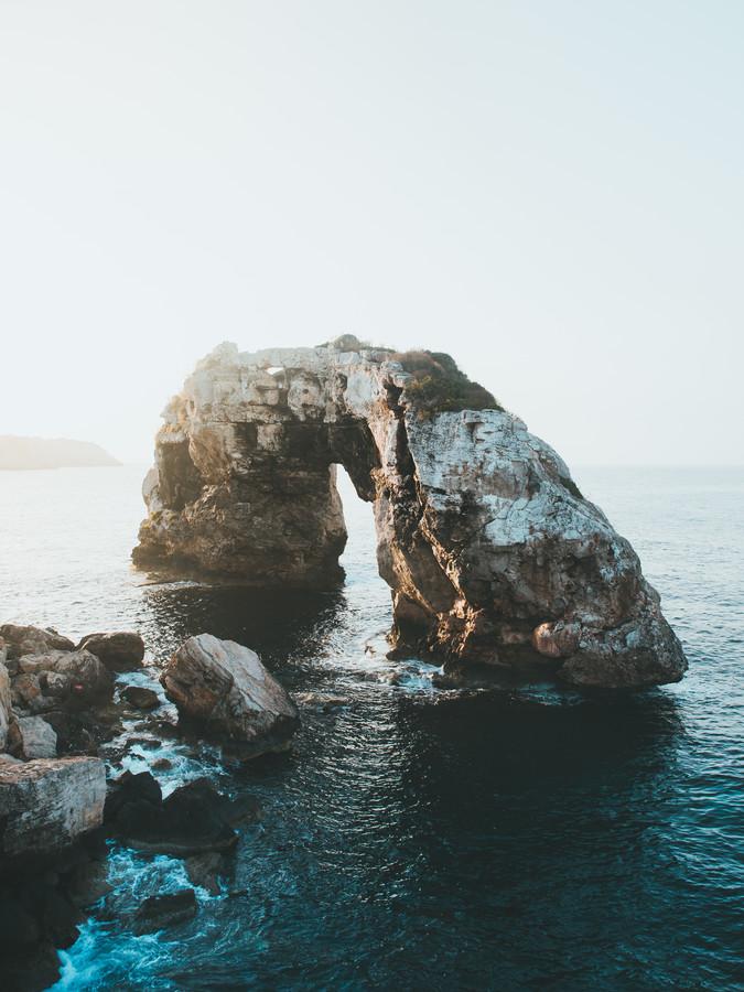 OCEAN GATE - fotokunst von Fabian Heigel