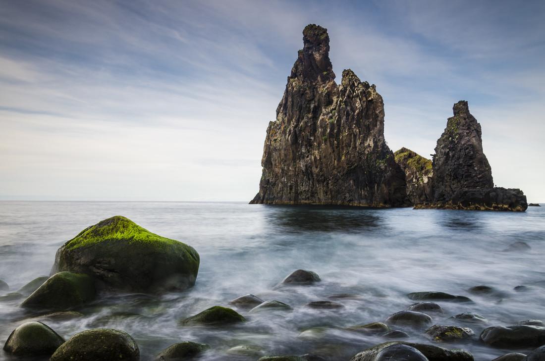 Ribeira da Janela, Madeira, Portugal - fotokunst von Lukas Gawenda
