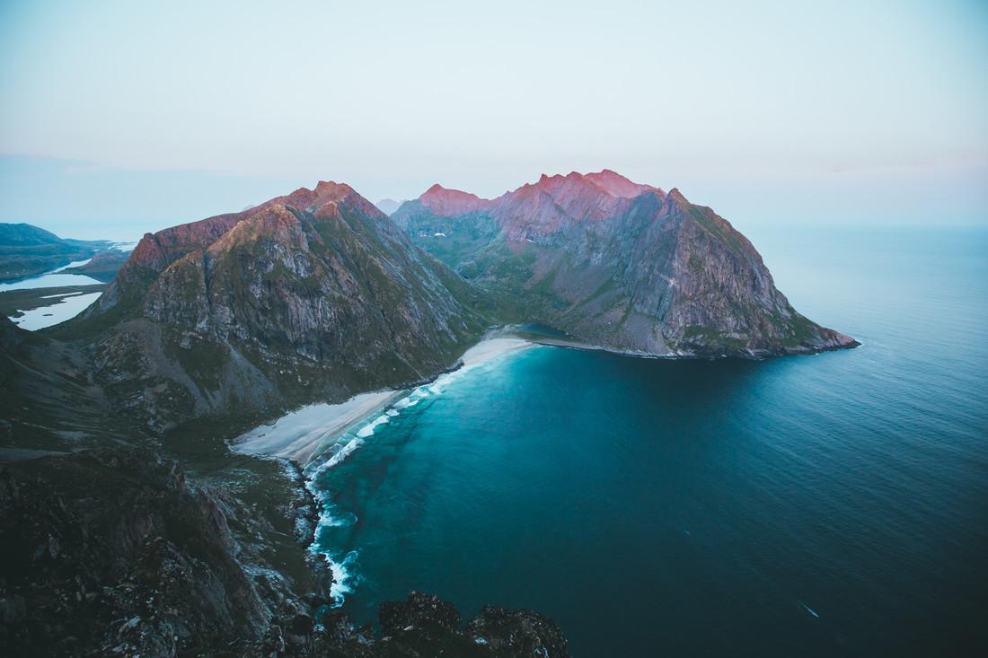 ARCTIC BEACH - fotokunst von Fabian Heigel