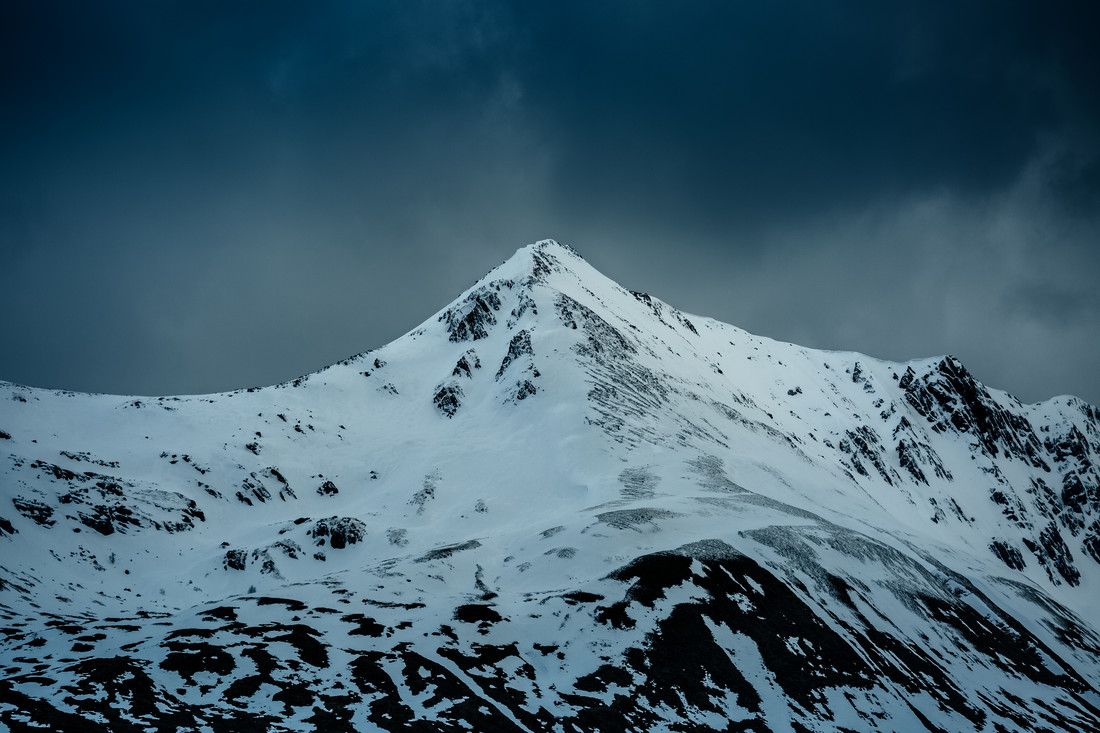 Winter in the Scottish Highlands - Fineart photography by Marina Weishaupt