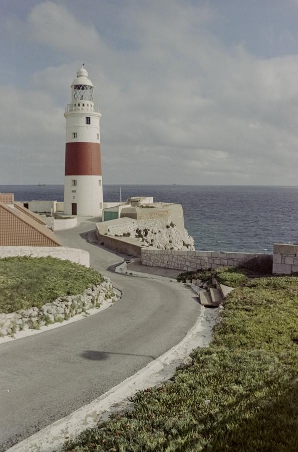 Punta Grande de Europa - fotokunst von Benny Scholz