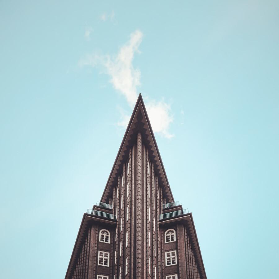 Chilehaus - Fineart photography by Björn Witt