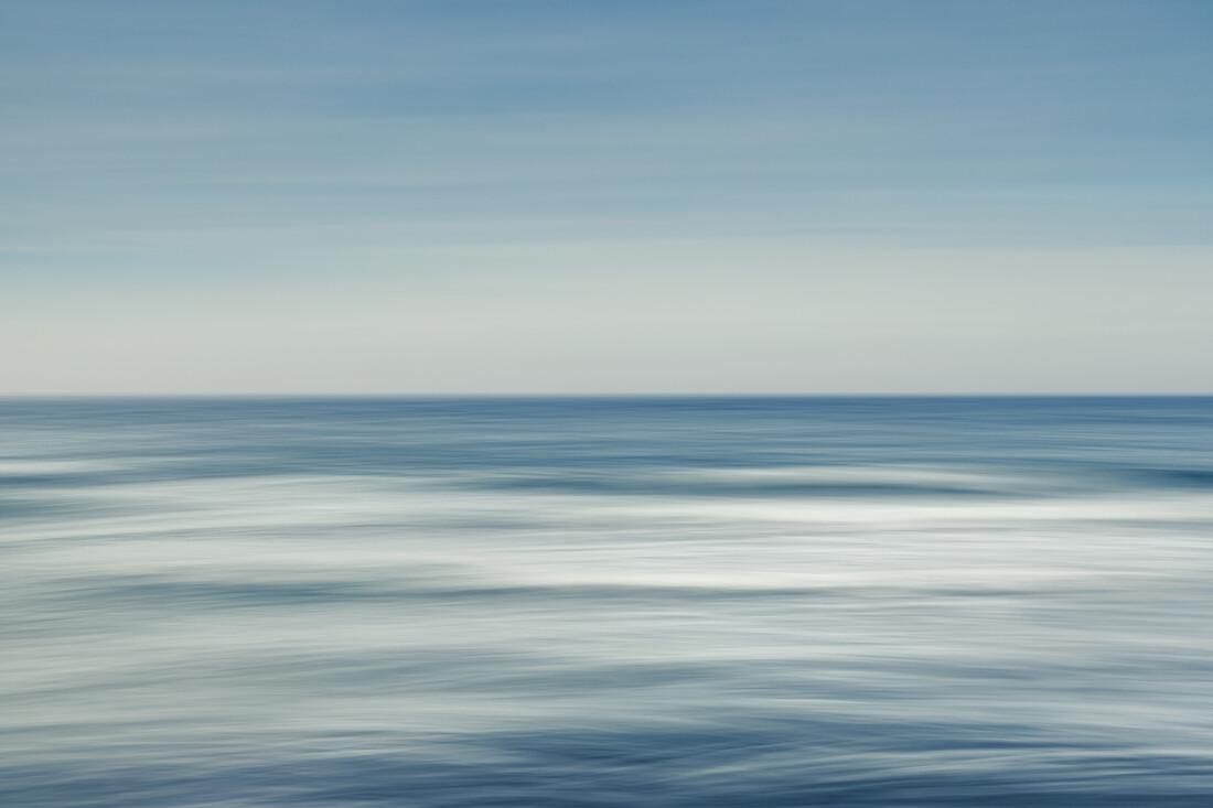 Autumn Sea - fotokunst von Holger Nimtz