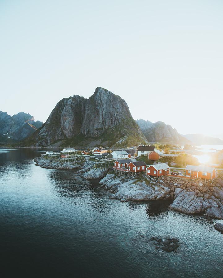 HAMNØYA - fotokunst von Fabian Heigel