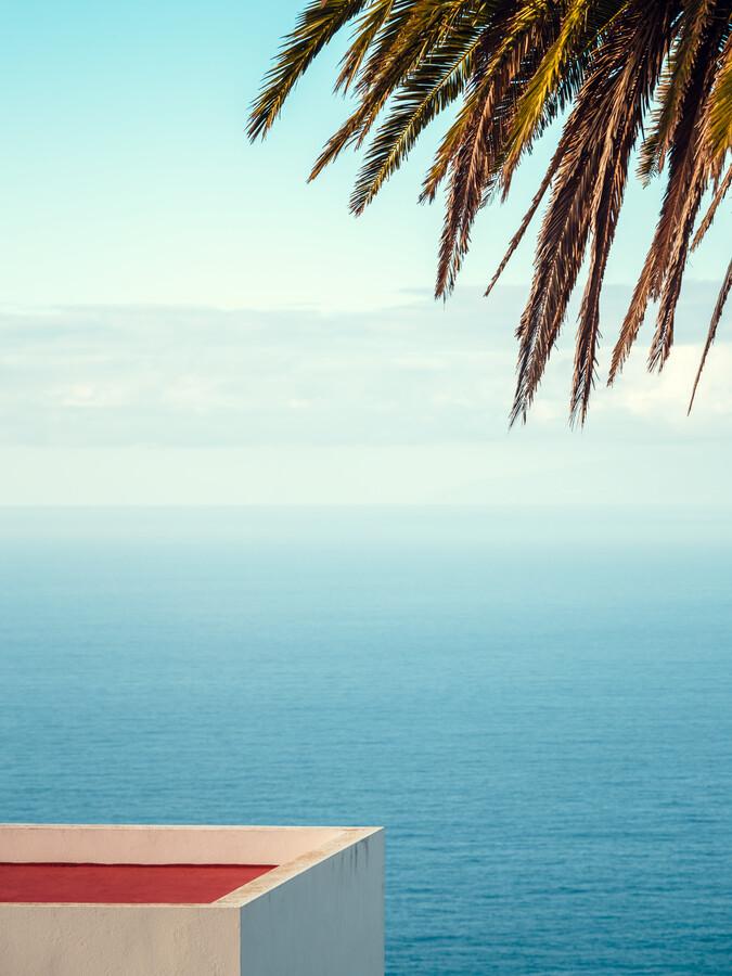 Sea View - fotokunst von Holger Nimtz