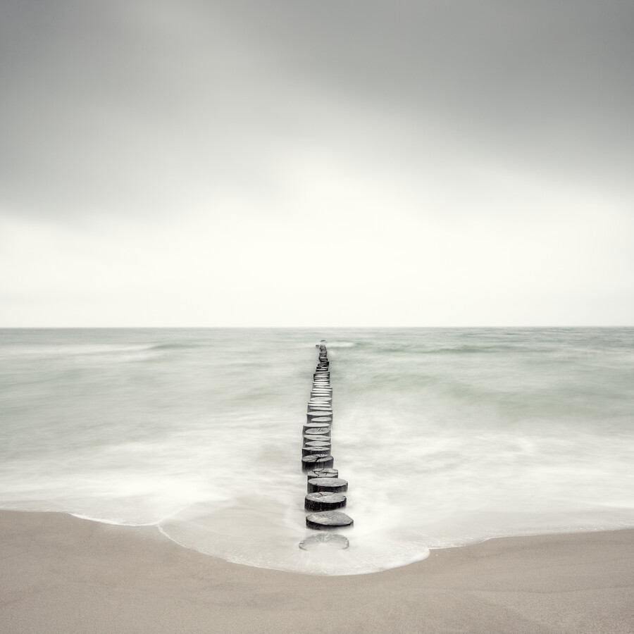 on the coast - fotokunst von Holger Nimtz