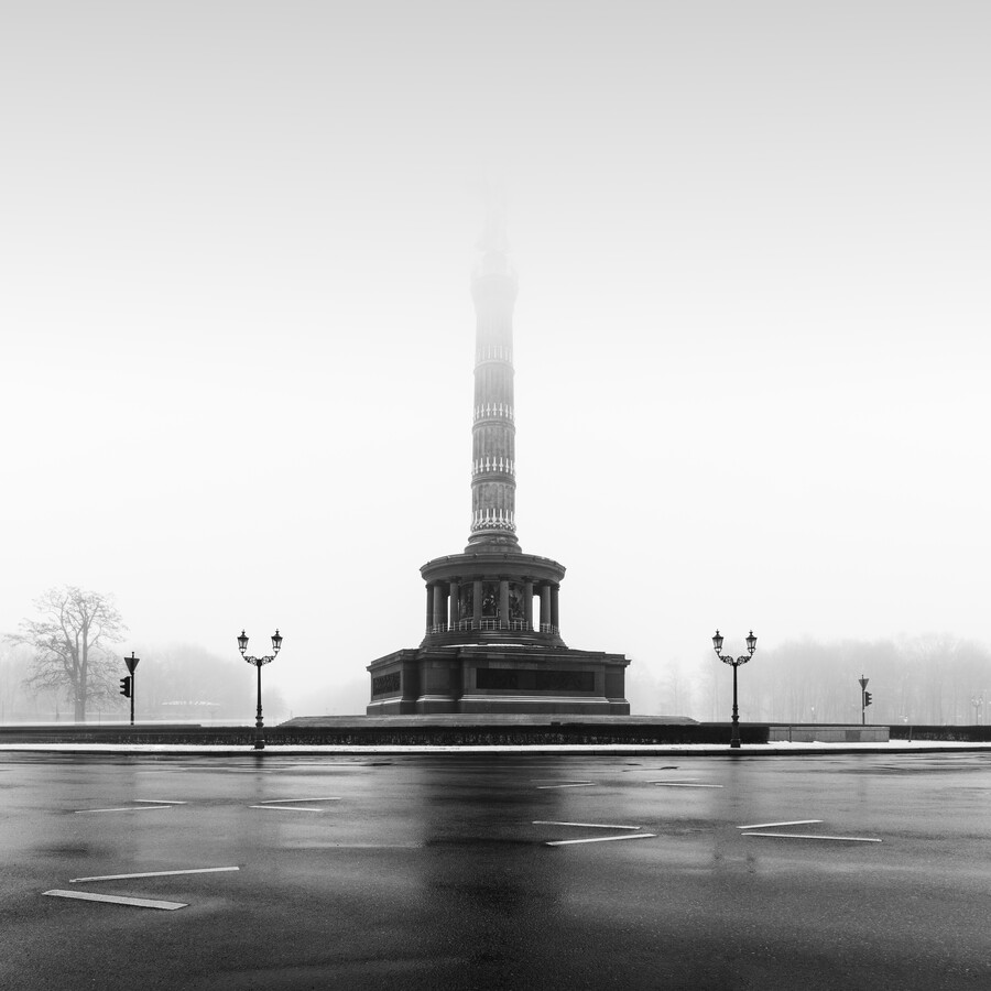 Siegessäule   Berlin - Fineart photography by Ronny Behnert