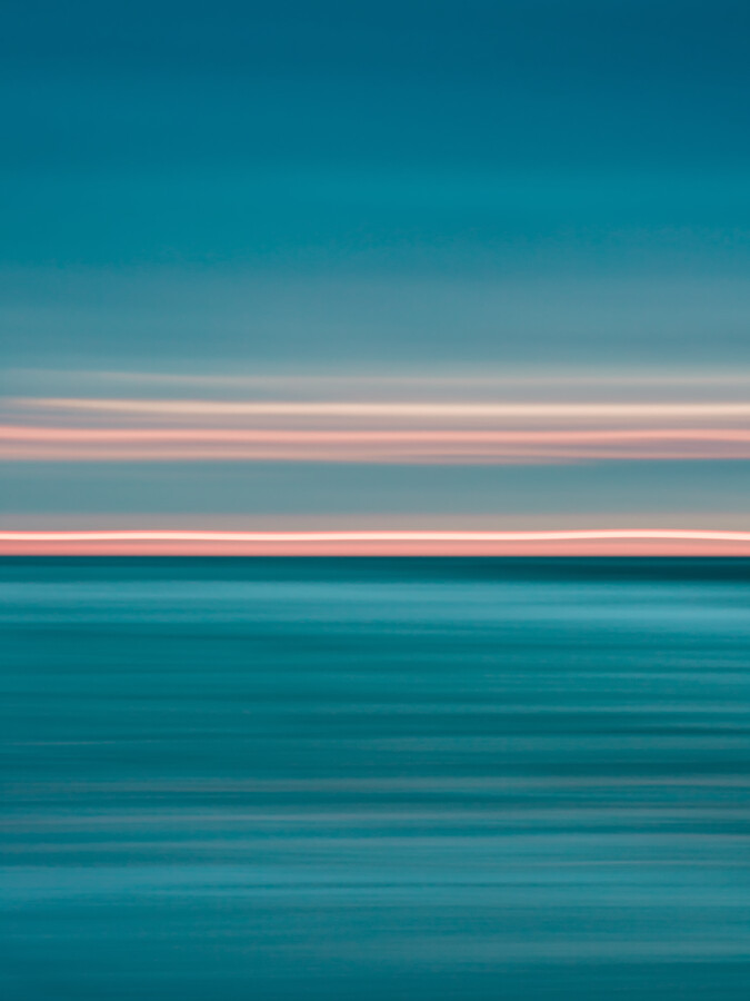 Blue hour - Fineart photography by Holger Nimtz