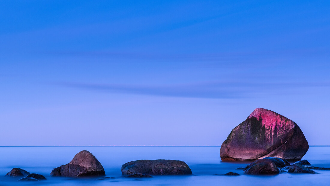 Baltic Rocks - Fineart photography by Thomas Kleinert