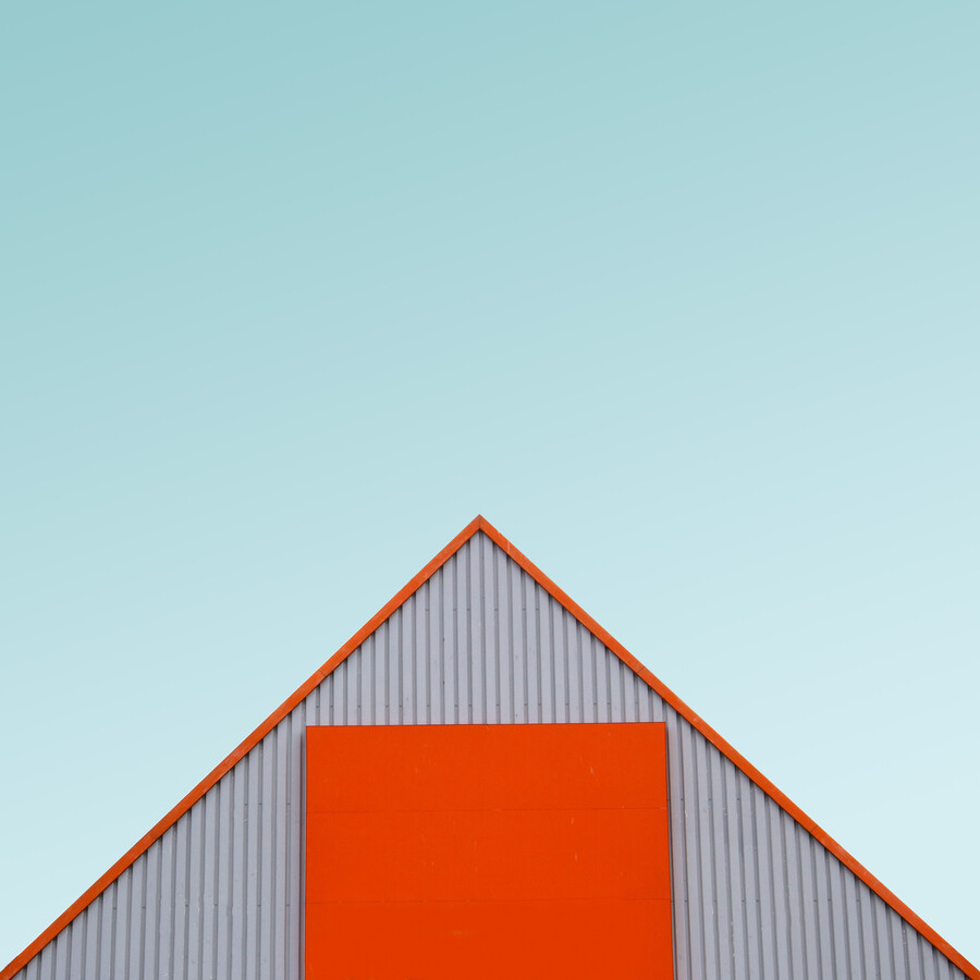 Square and Triangle - Fineart photography by Simone Hutsch