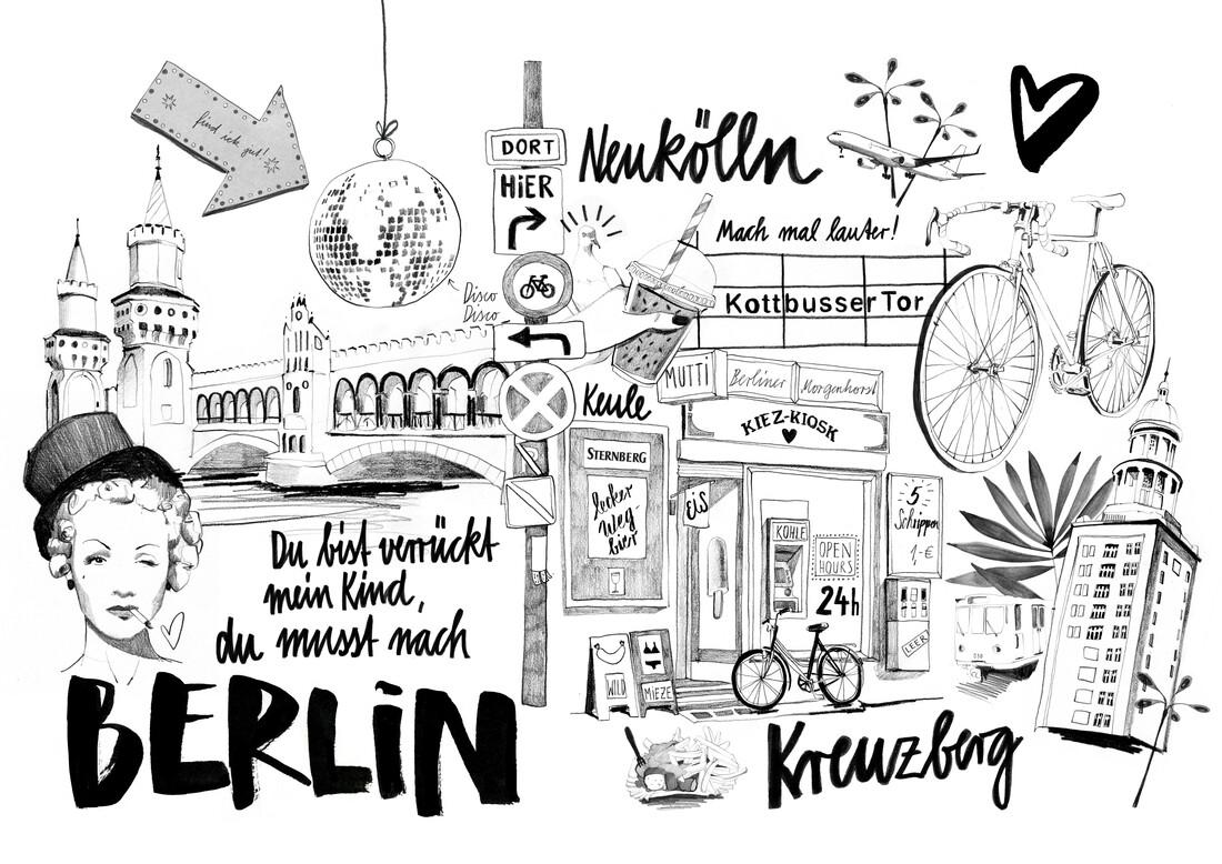 Berlin 1 - Fineart photography by Ekaterina Koroleva