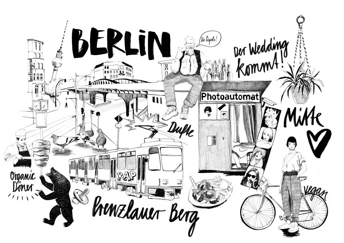 Berlin 2 - Fineart photography by Ekaterina Koroleva
