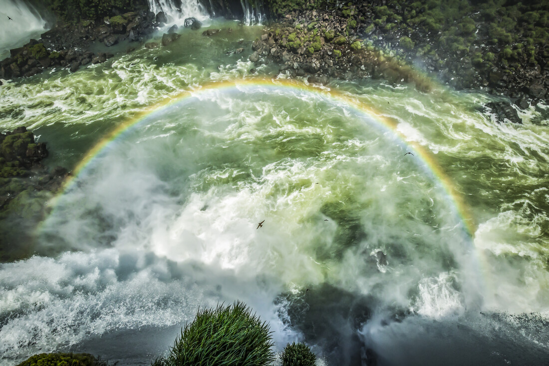 IGUAZU RAINBOW - Fineart photography by Andreas Adams