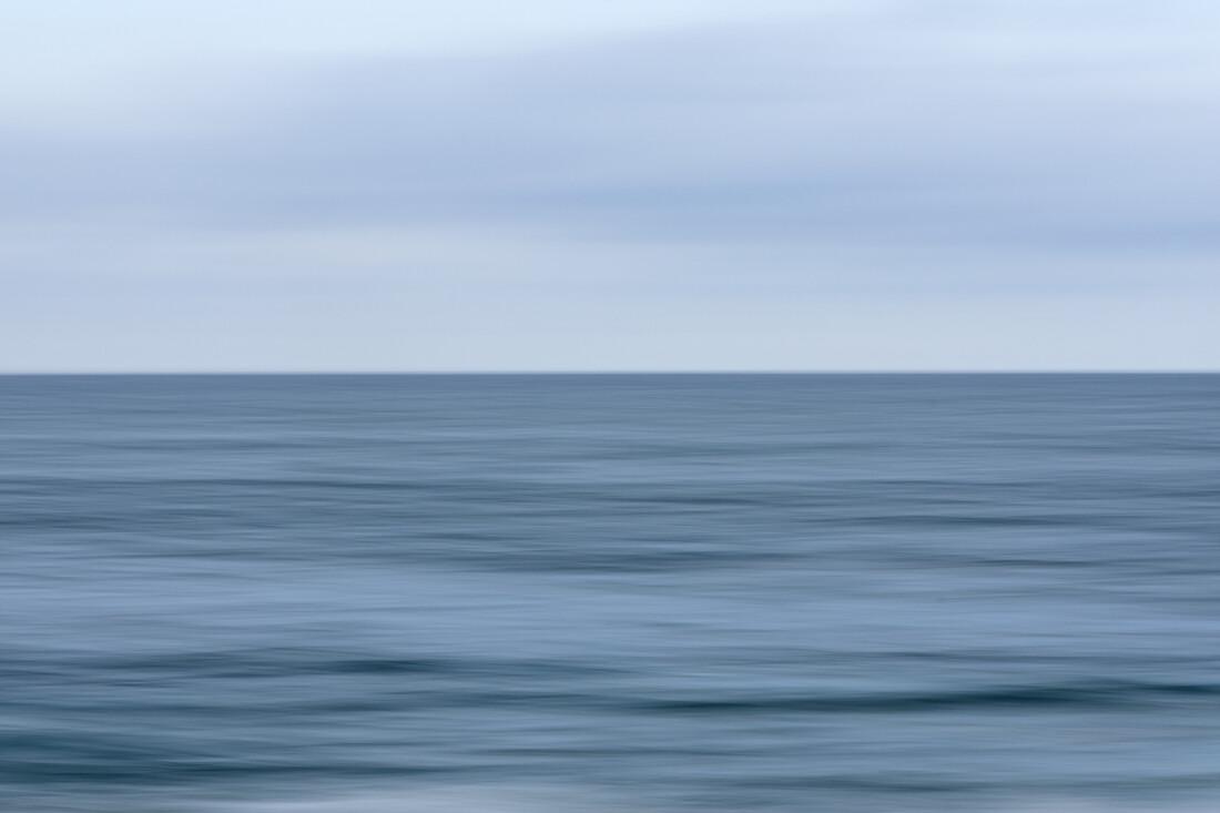 Ocean of calm - fotokunst von Jagdev Singh
