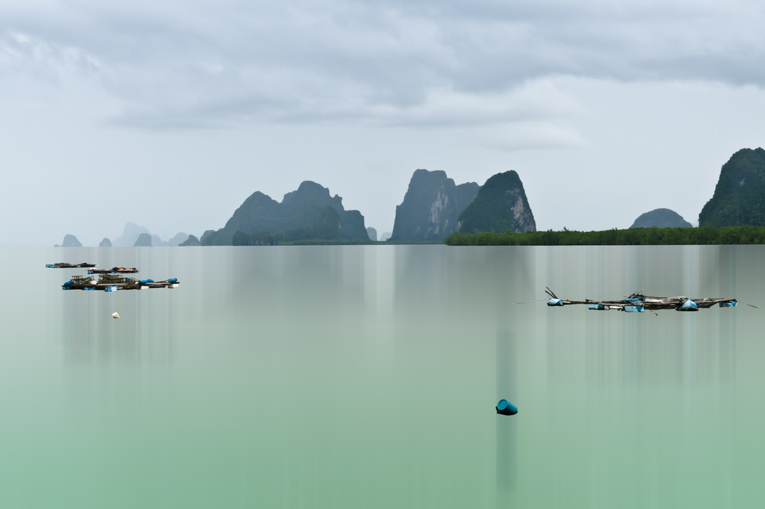 Phang-Nga-Bay - Fineart photography by Karin Schiel