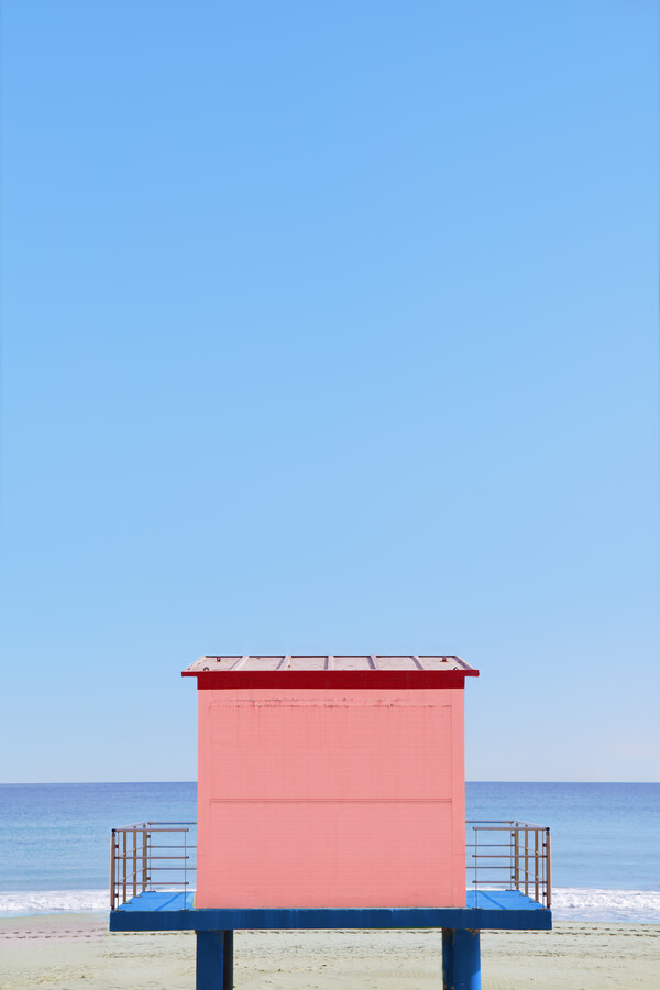 Bay Watch - Fineart photography by Rupert Höller