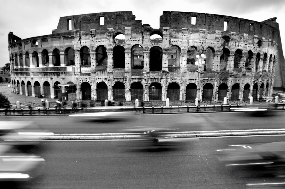 coloseo - Fineart photography by Michael Schaidler