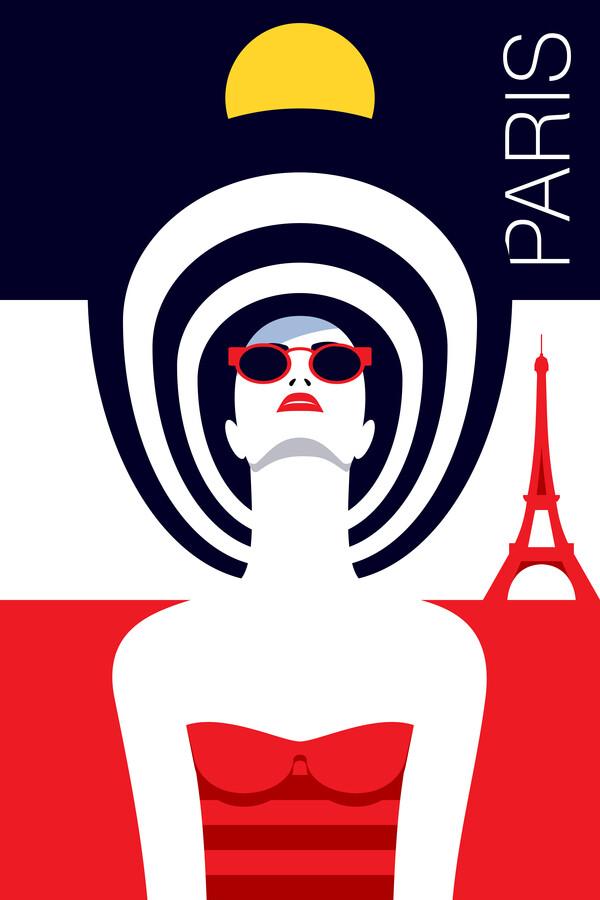 Paris - Fineart photography by Sasha Lend