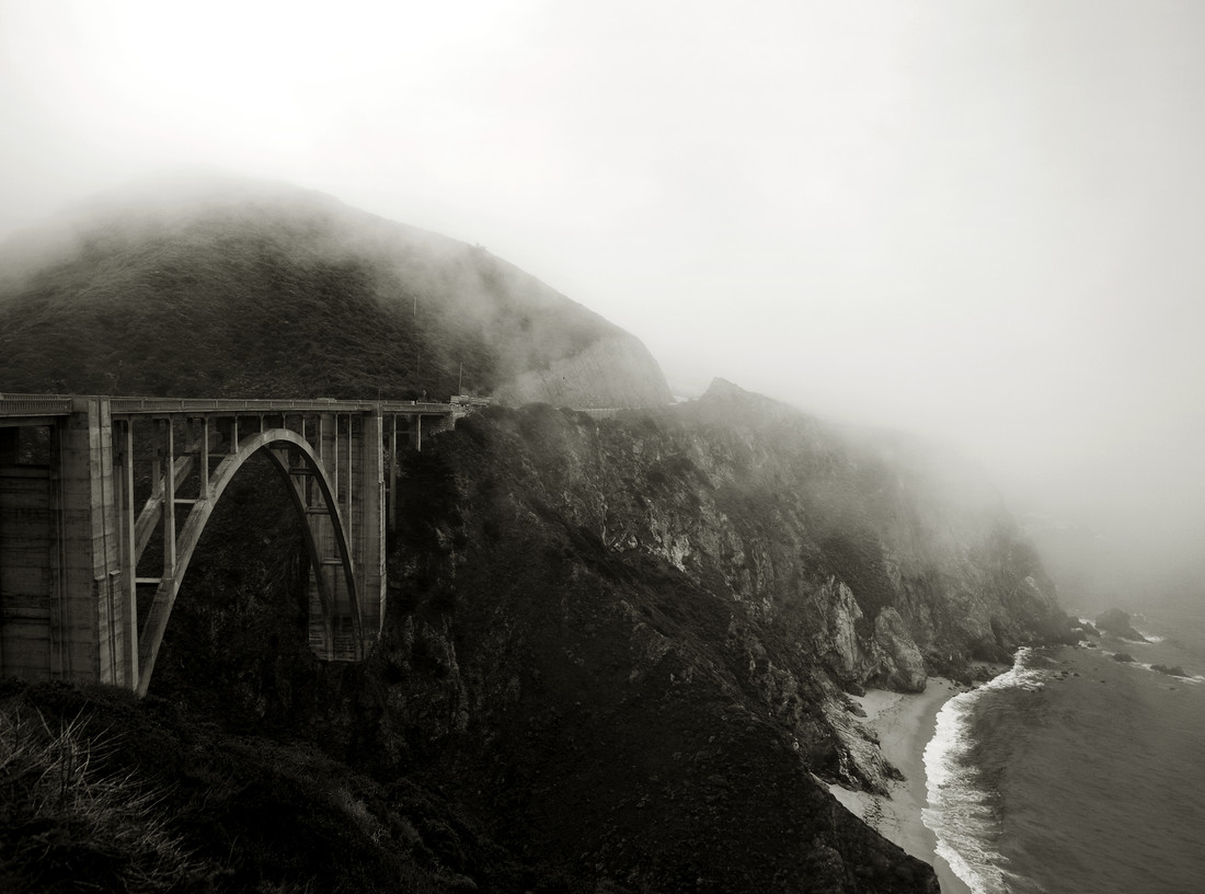 Pacific Highway - Fineart photography by Aurica Voss