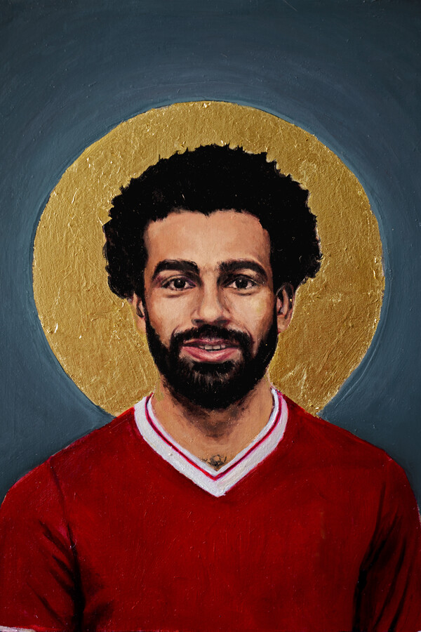 Mohamed Salah - Fineart photography by David Diehl