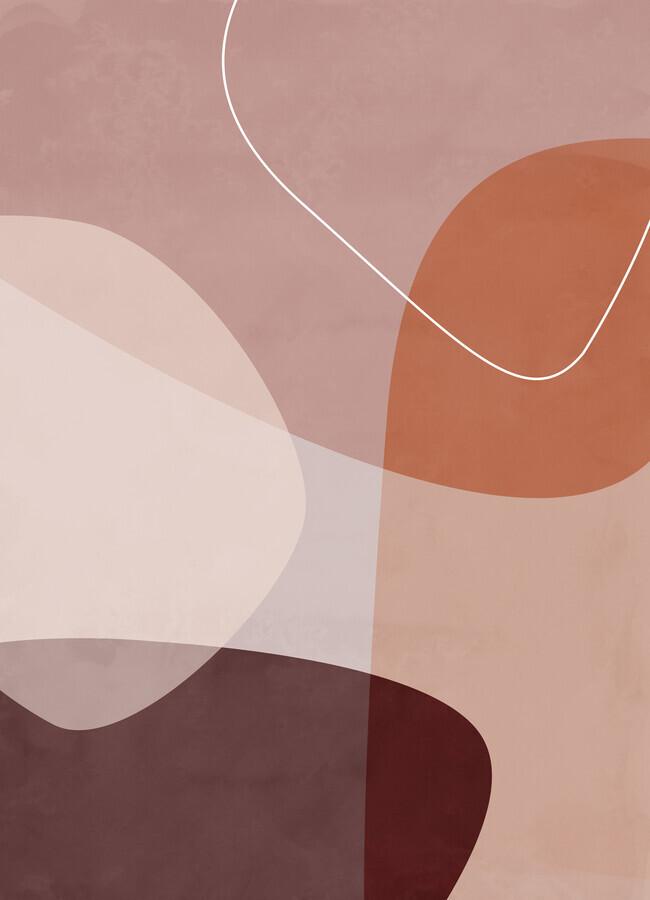 Graphic 211X - fotokunst von Mareike Böhmer
