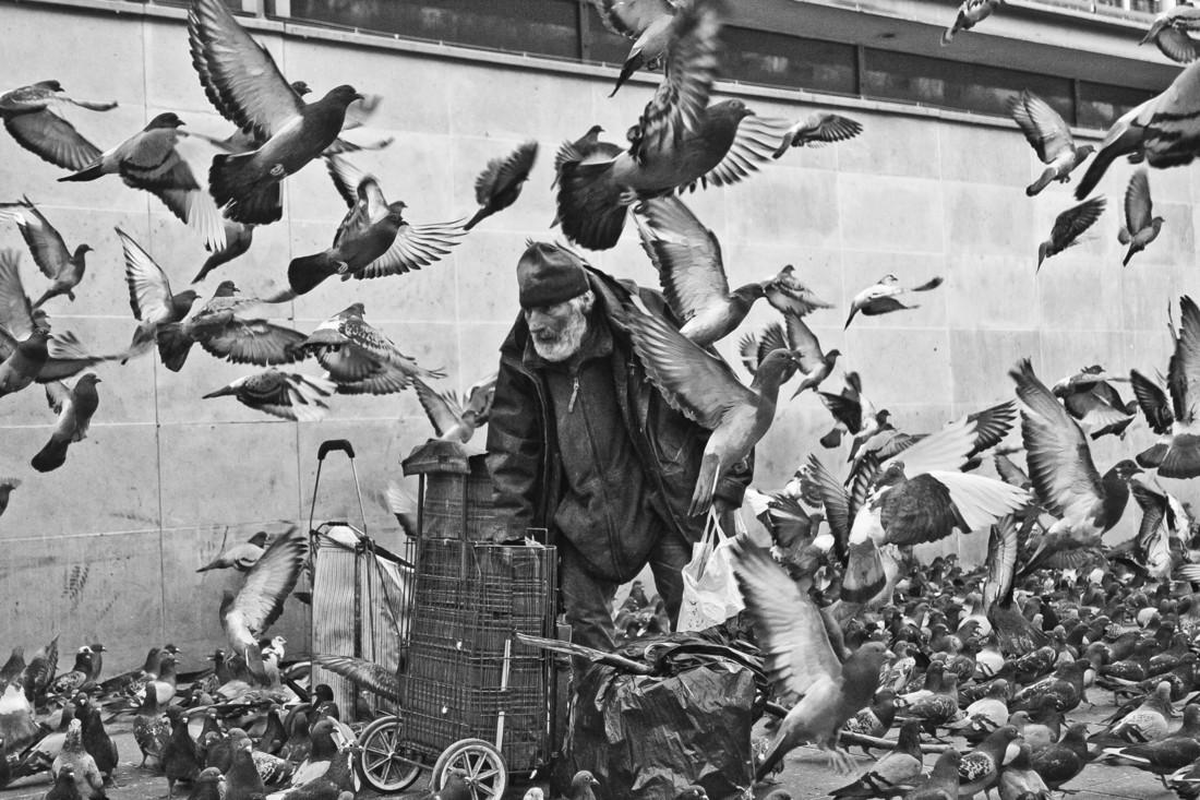 Parisian Street - Fineart photography by Daniele Cascato