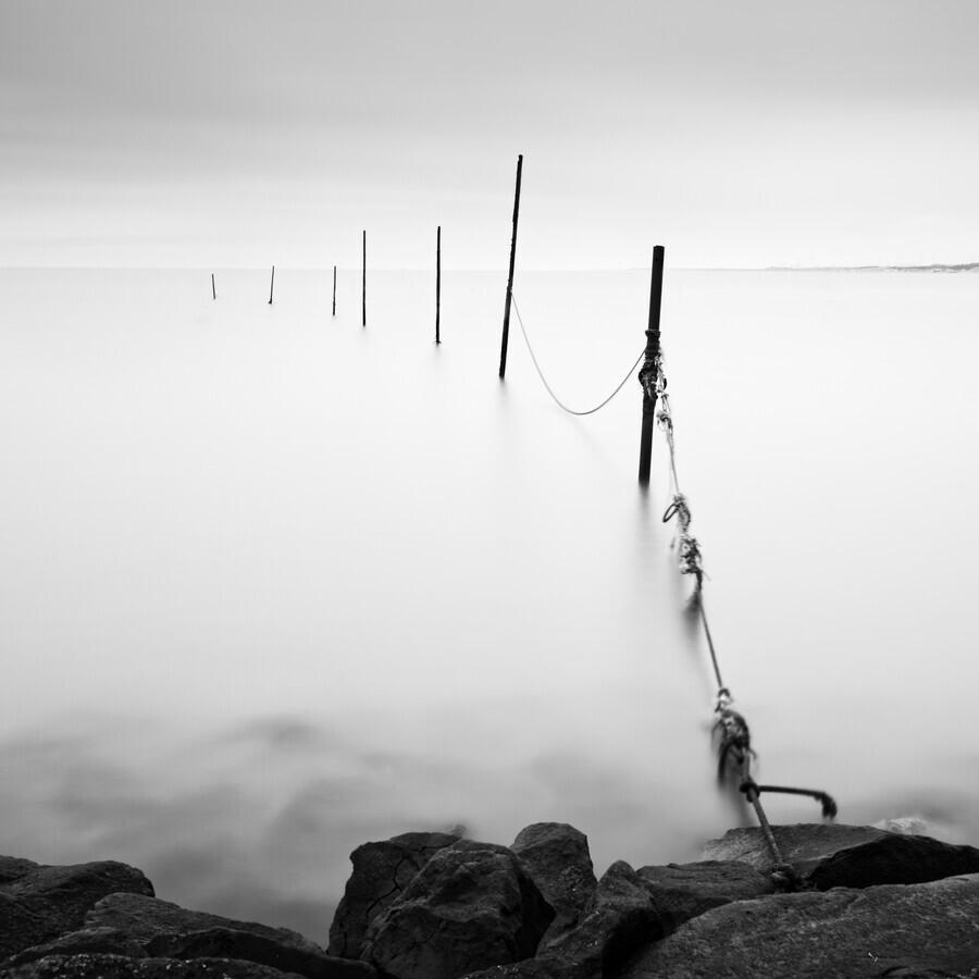 Fischernetze II - fotokunst von Stephan Opitz