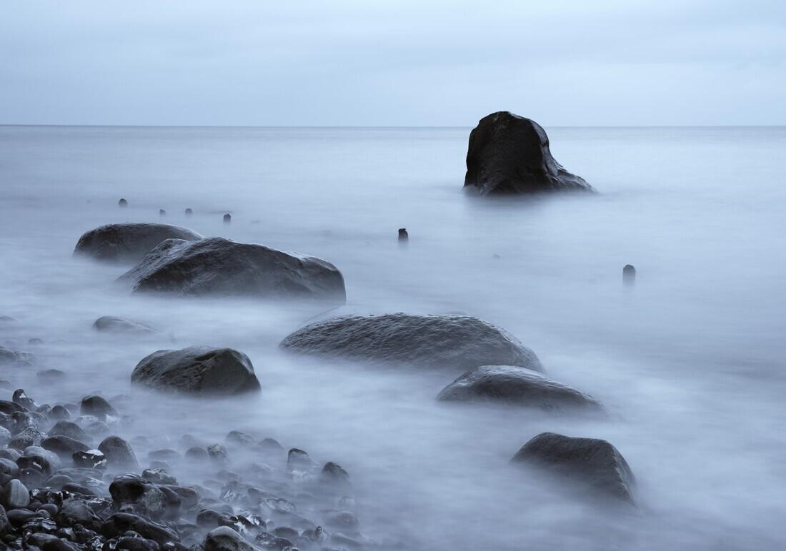 Frozen Sea - Fineart photography by Alex Wesche