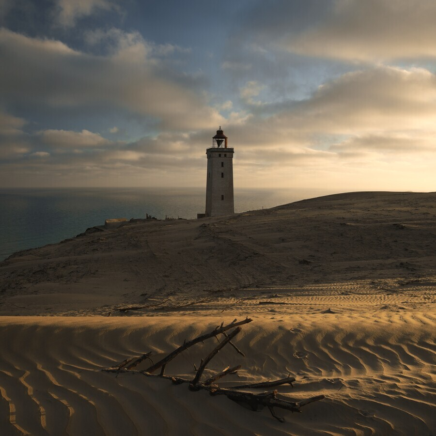 Traces in the Sand - Fineart photography by Alex Wesche