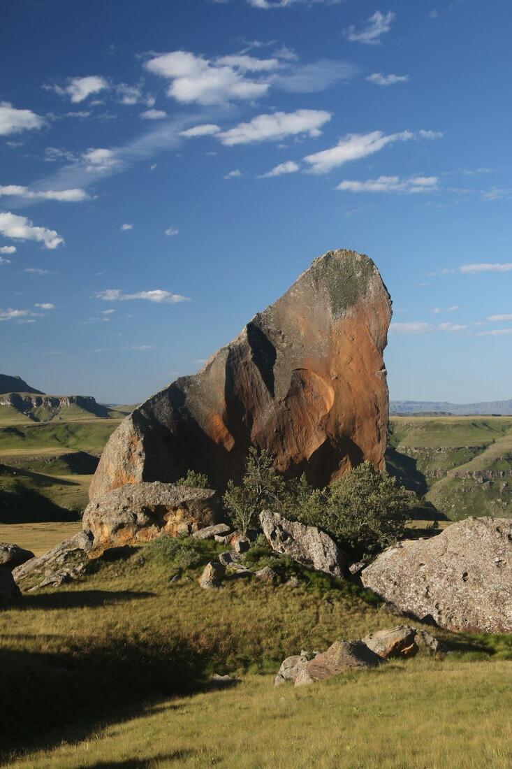 Pinnacle Rock - fotokunst von Bernd Pfleger